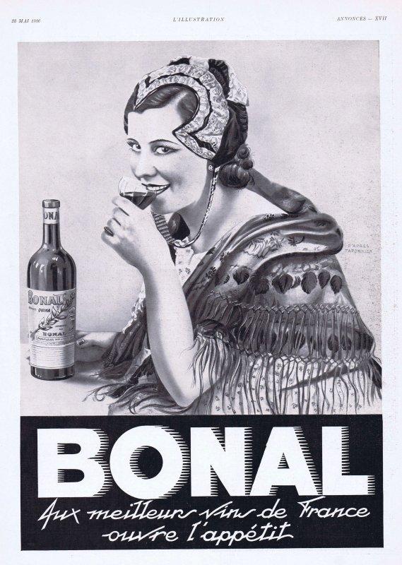 🍸 Boisson  💚   Bonal  🍸