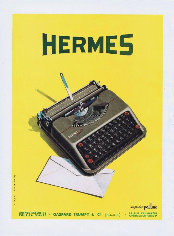 🖋 Ecriture 🖋 Hermes  🖋