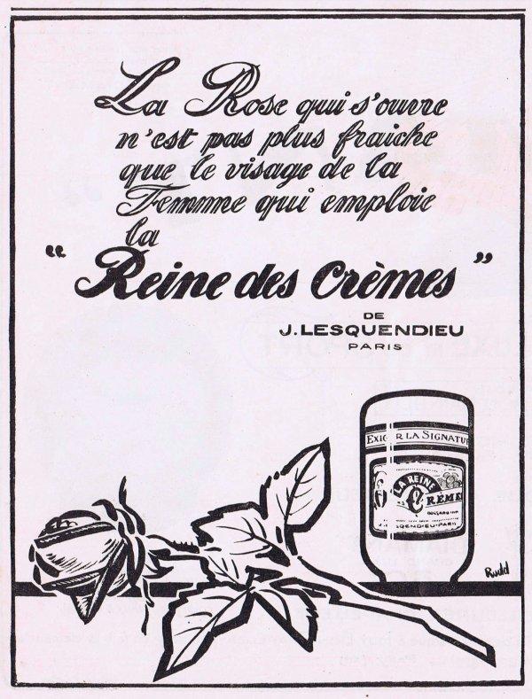🌸 Lesquendieu ✿ La Reine des Crèmes 🌸