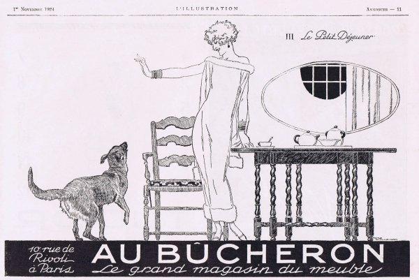 🛋  Mobilier  🛋 Au Bûcheron  🛋