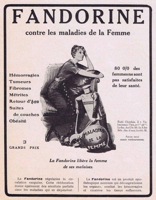 💊 Santé 💊 Soins pour les maladies de la femme  💊
