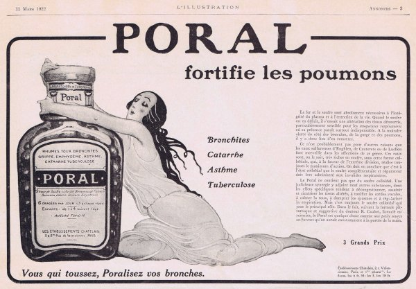 💊  Santé   💊 Poral