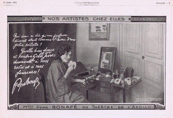 🌸 Gellé Frères 🌸 LES ARTISTES CHEZ ELLES