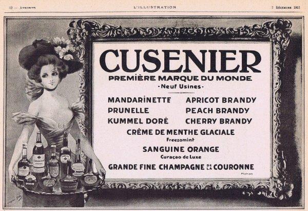 🍸Spiritueux 🍸 Cusenier  🍸