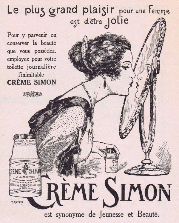 🧴 Crème Simon 🧴