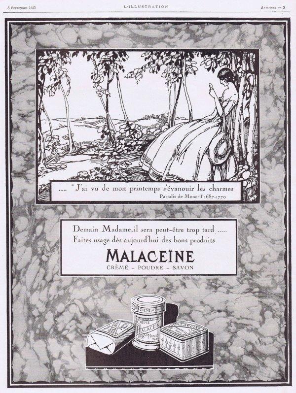 🧴 Crème Malacéïne 🧴