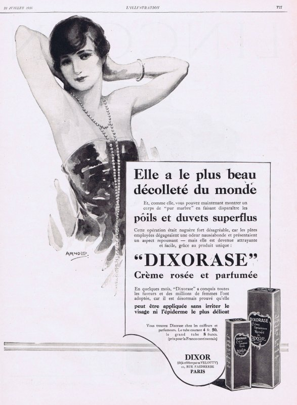 🧴  Crème Dixorase de la marque Dixor 🧴