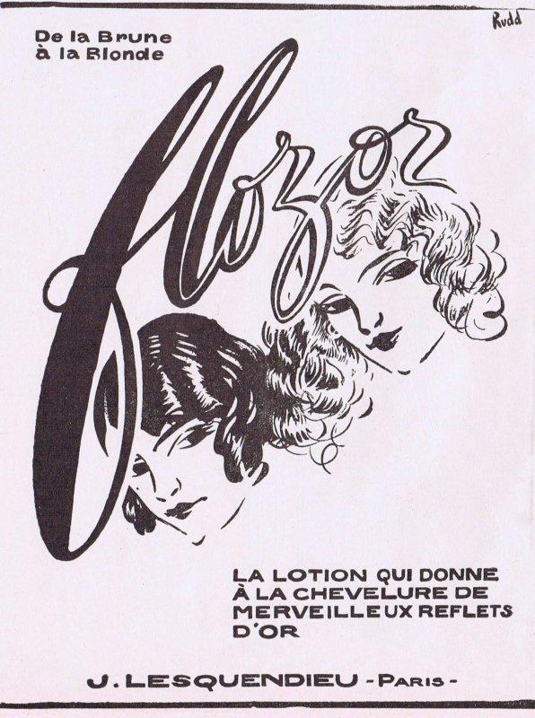 🌸 Lesquendieu ✿ Flozor - soins pour la beauté des cheveux 🌸