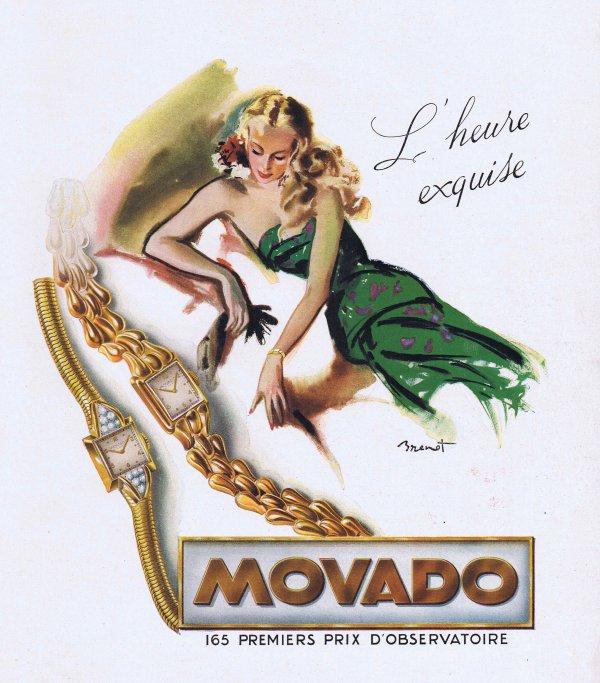 ⏰  Montres  ⏰  Movado  ⏰