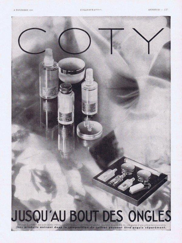 🌸  Coty  💅 Trousse pour le soin des mains 🌸