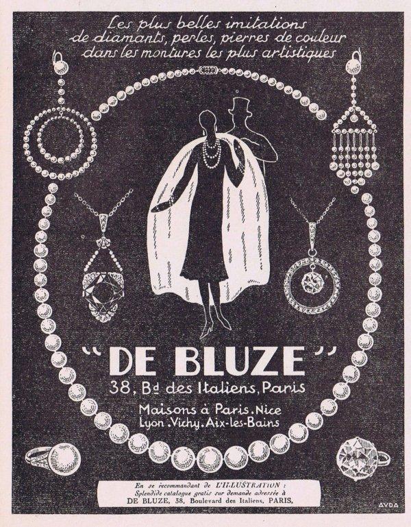 💍  Les bijoux  💍  De Bluze   💍