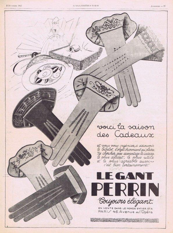 🧤 Le Gant Perrin  🧤  Accessoires Mode 🧤