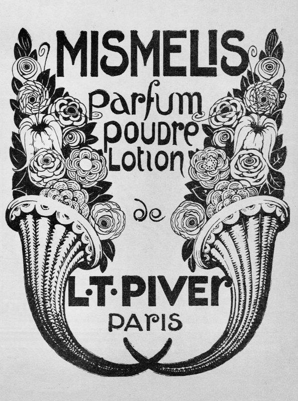 🌸 Piver L.T. ✿ Mismelis  🌸