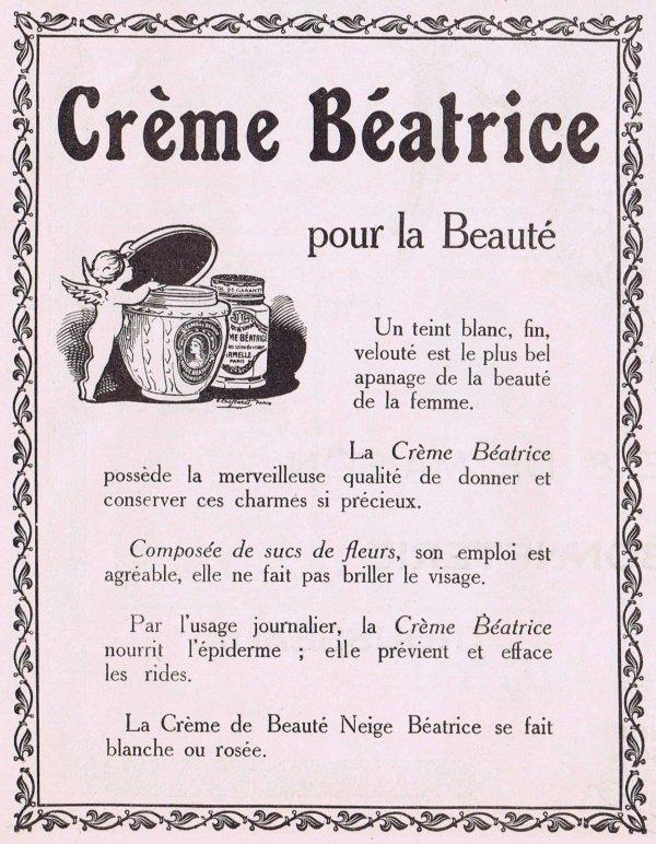 🧴 Crème Béatrice 🧴