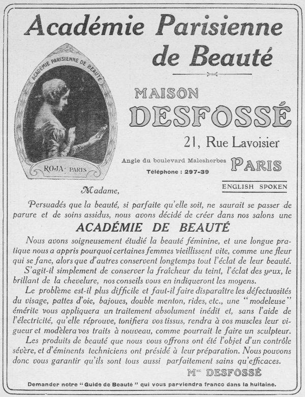 💋 💄  Académie de beauté 💋 💄