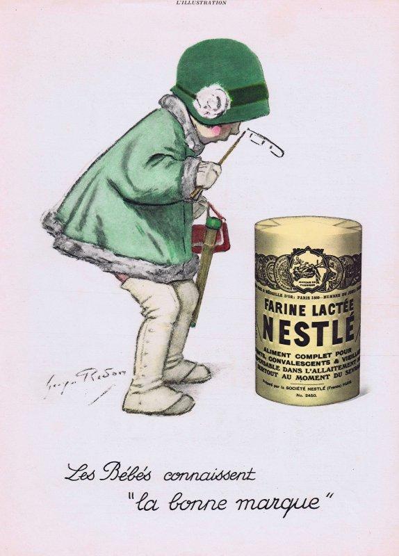 👶 Bébé 👶 Lait Nestlé 👶