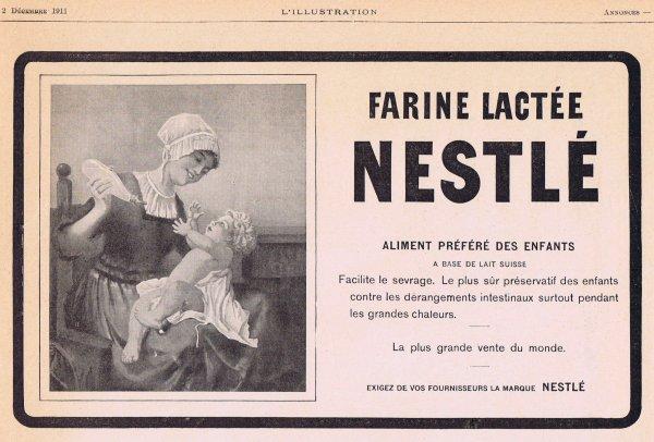 👶 Bébé 👶 Farine lactée Nestlé 👶