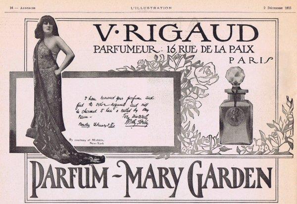 🌸 Rigaud ✿ Mary Garden 🌸