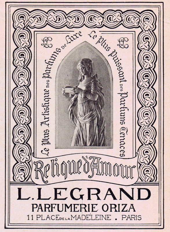 🌸 Oriza L. Legrand ✿  Relique d'Amour 🌸