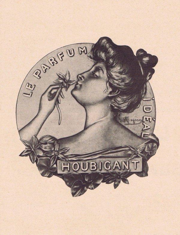 🌸 Houbigant ✿ Un Parfum idéal 🌸