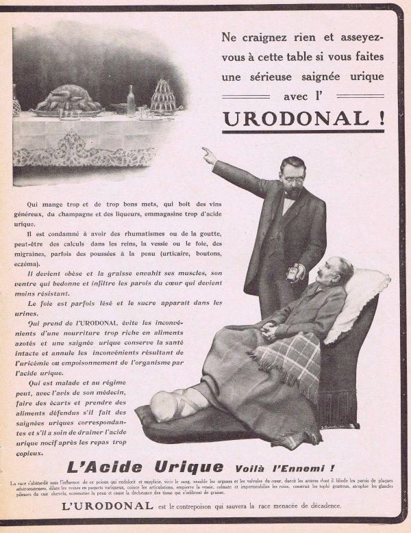 💊 Santé 💊 L'Urodonal  -  soins du foie et des reins 💊
