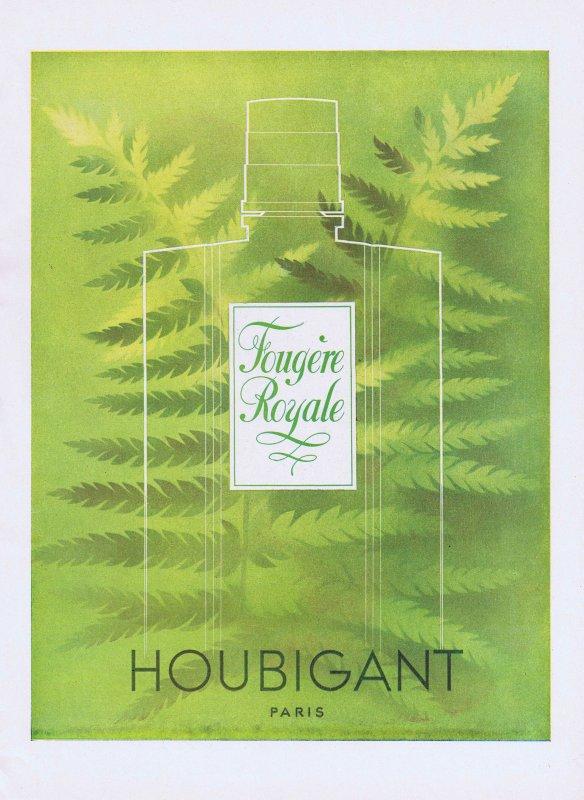 🌸 Houbigant ✿ Fougère Royale 🌸
