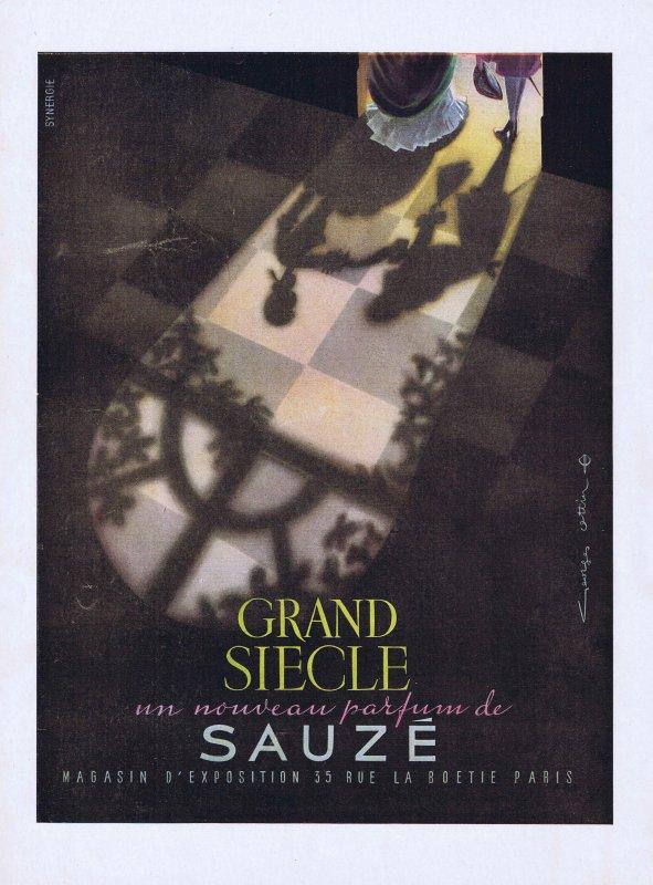 🌸 Sauzé ✿ Grand Siècle 🌸