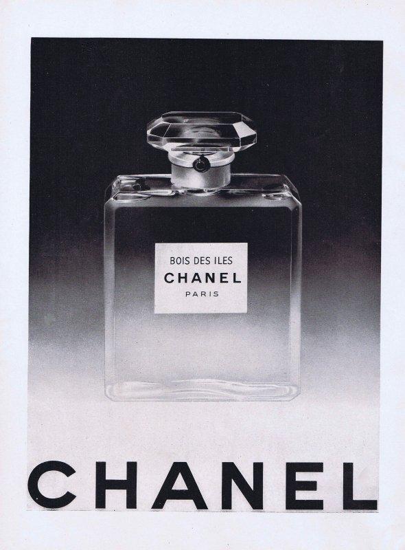 🌸 Chanel  ✿  Bois des Iles 🌸
