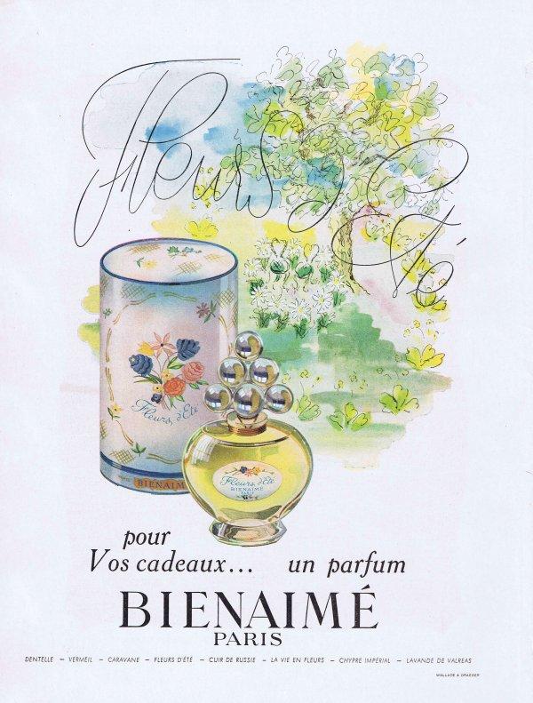 🌸 Bienaimé  ✿  Fleurs d'Eté 🌸