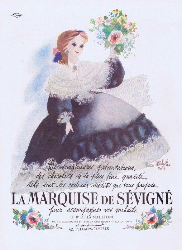 🍫 Chocolat  🍫 La Marquise de Sévigné  🍫