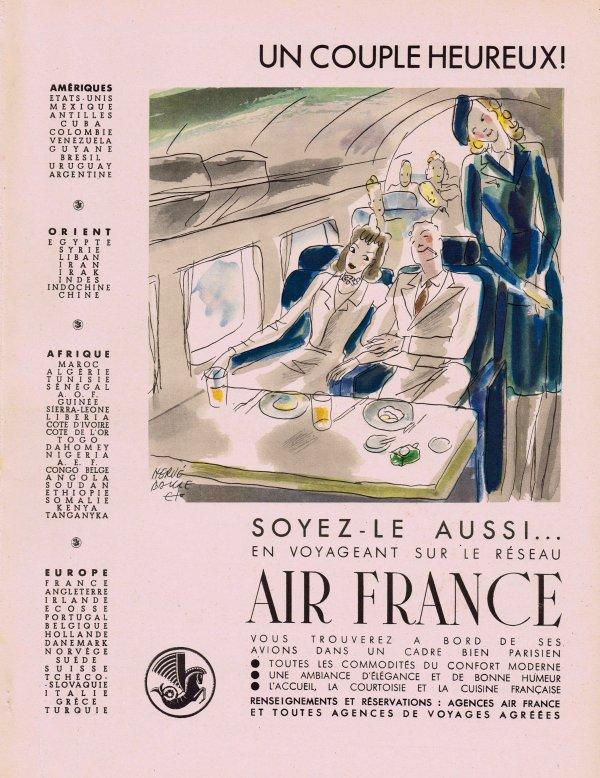 ✈ Transport 🕗 Air France ✈