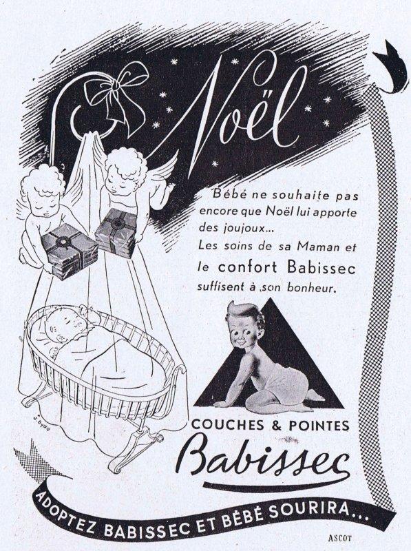 👶 Bébé 👶 Babissec - la couche-culotte 👶