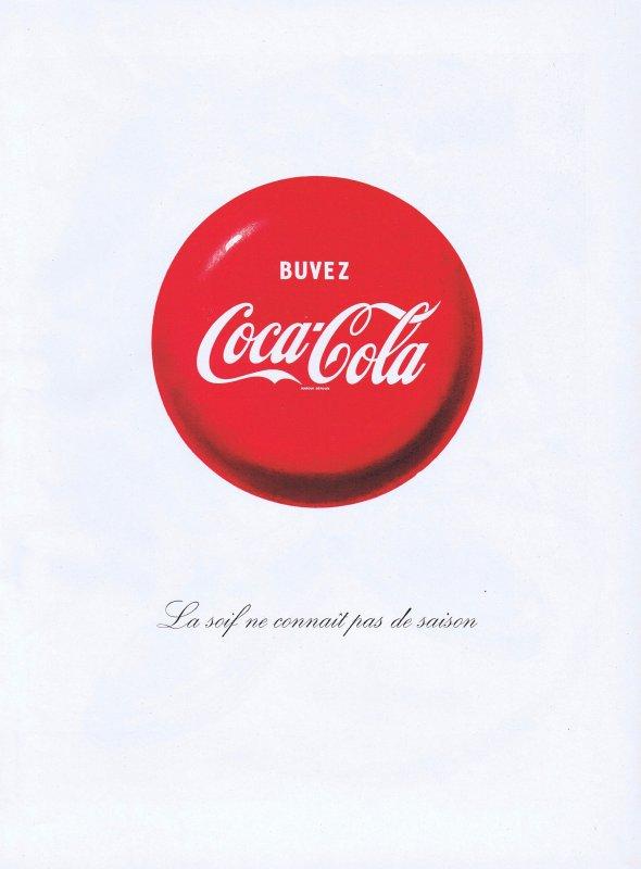 🥤 Boisson  💚  Coca-Cola🥤