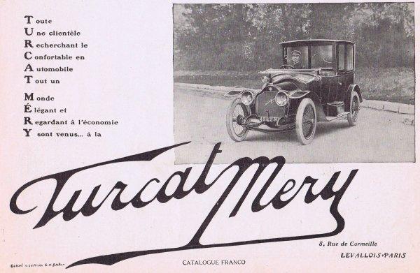 🚗 Automobile 🚗 Turcat Méry 🚗