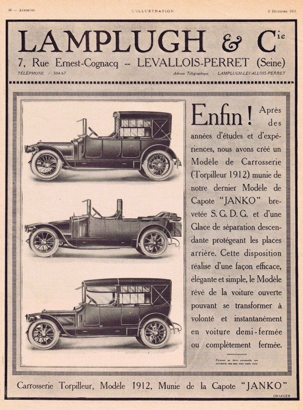 """🚙 Automobiles 🚙 Accessoires - capote """"Janko"""" 🚙"""