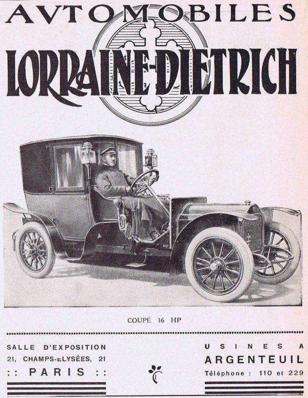 🚗 Automobile 🚗 Lorraine Dietrick 🚗
