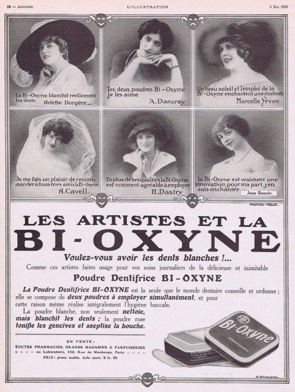 🦷 Dentifrice 🦷 Bi-Oxine  🦷