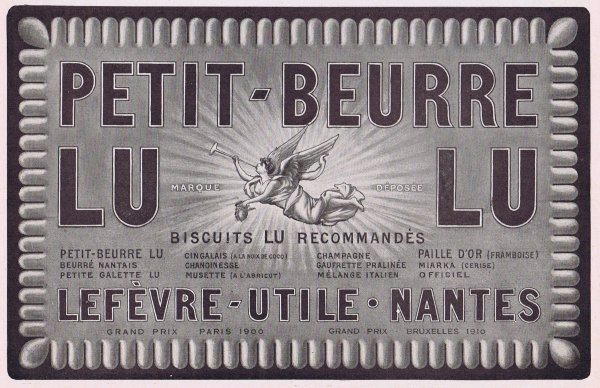 🧁 Confiserie 🧁 Biscuits Petit Beurre Lu 🧁