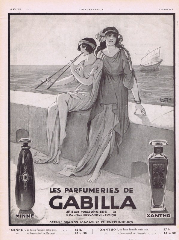 🌸  Gabilla  💜 multi parfums 🌸