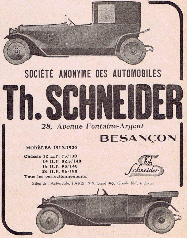 🚗 Automobile 🚗 Th. Schneider   🚗