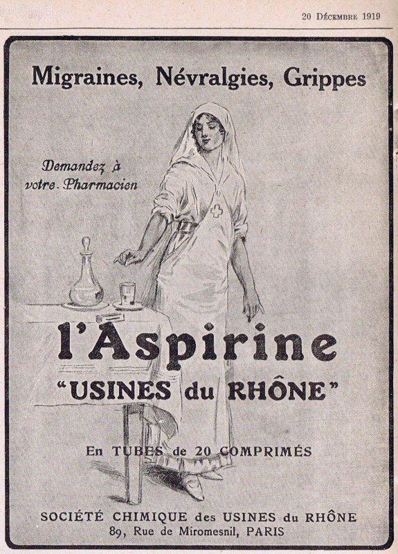 💊 Santé 💊 L'Aspirine 💊