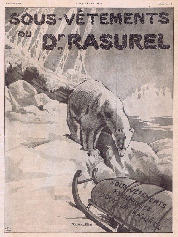 💊 Santé 💊 Dr Rasurel - sous-vêtements & pantoufles hygiéniques  💊