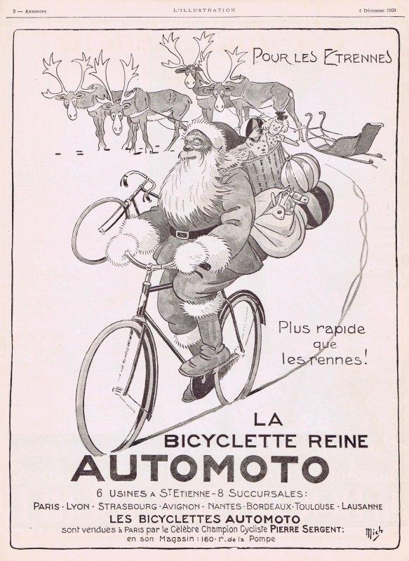 🚲 Cycles s 🚲 La bicyclette Automoto 🚲