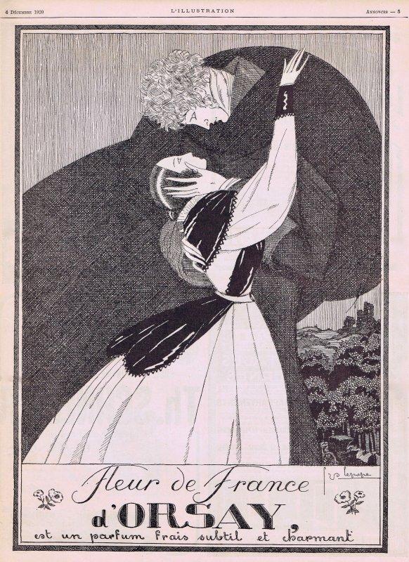 🌸 D'Orsay  ✿  Fleur de France 🌸