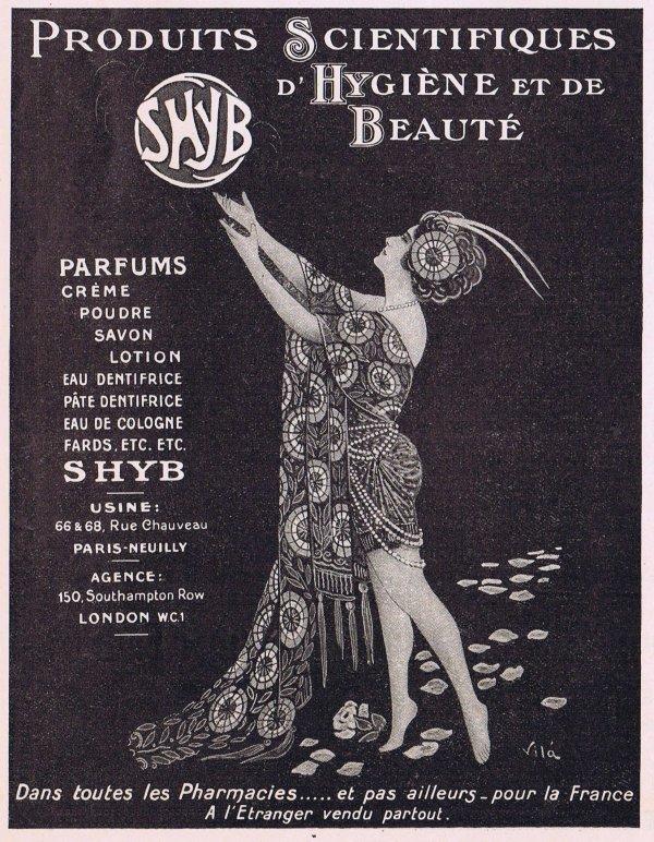 🌸 S H Y B   ✿  Produits scientifiques d'hygiène et de beauté 🌸