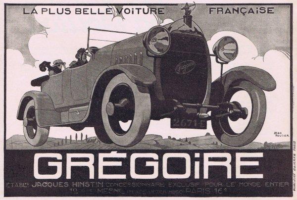 🚗 Automobile 🚗  Grégoire 🚗