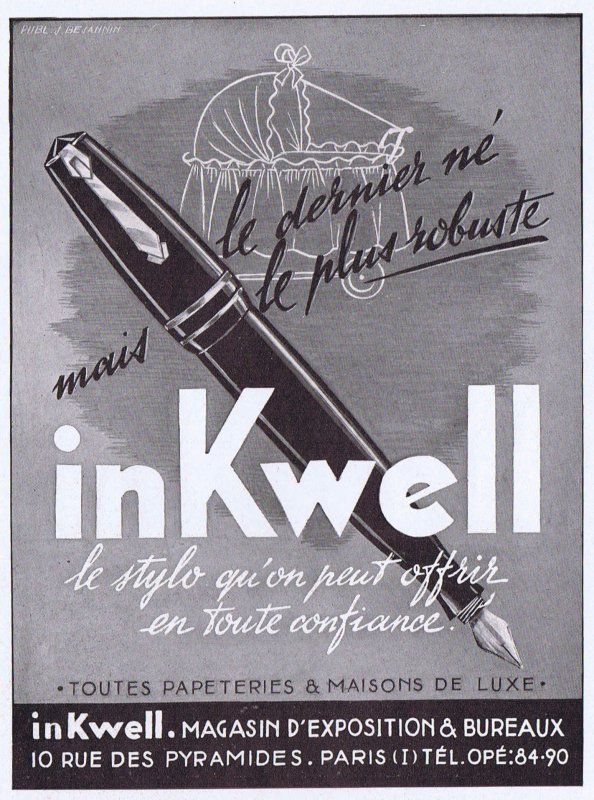 🖋 Ecriture 🖋 Inkwell  🖋