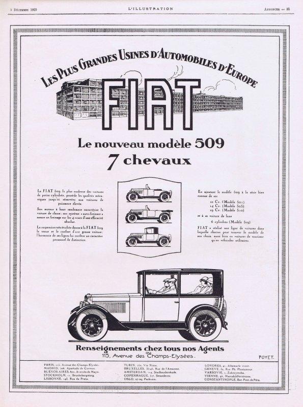 🚗 Automobile  🚗  Fiat  🚗