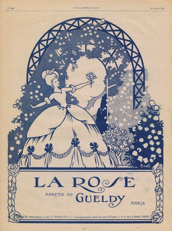 🌸 Gueldy  ✿ La Rose  🌸