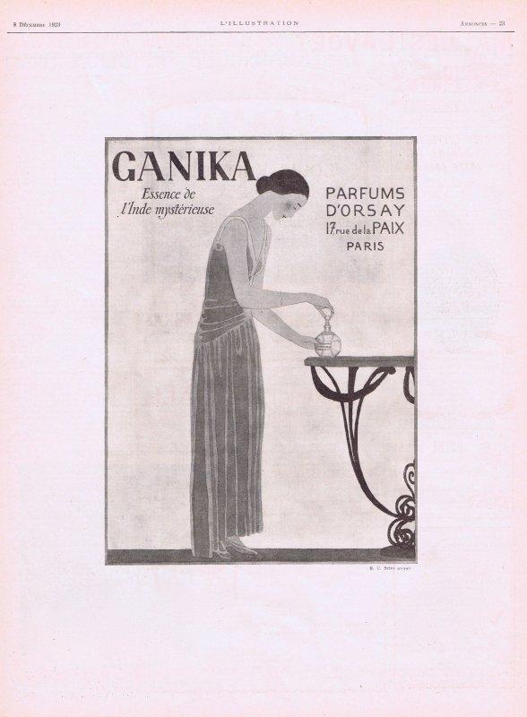🌸 D'Orsay ✿ Ganika 🌸